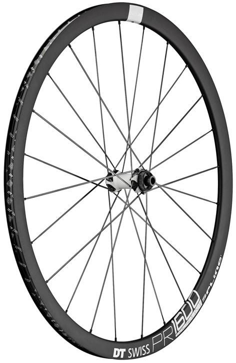 DT Swiss PR1600 Spline 32 DBCL 12x100 MM Thru Aksel Forhjul | Forhjul