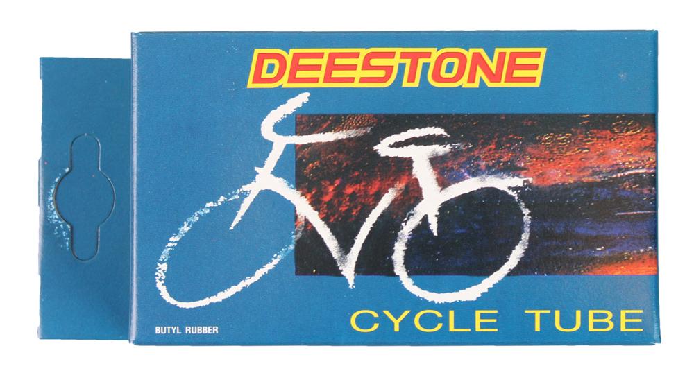 Deestone slange 700 x 25-32C med 60mm racerventil | item_misc