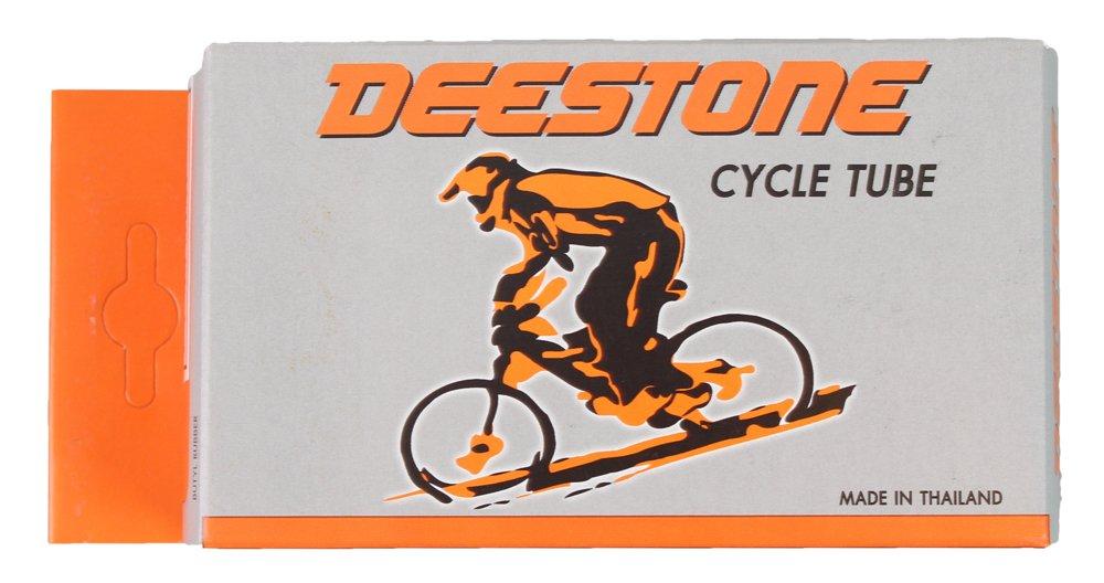 Deestone slange 700 x 25-32C med 48mm racerventil | Valve
