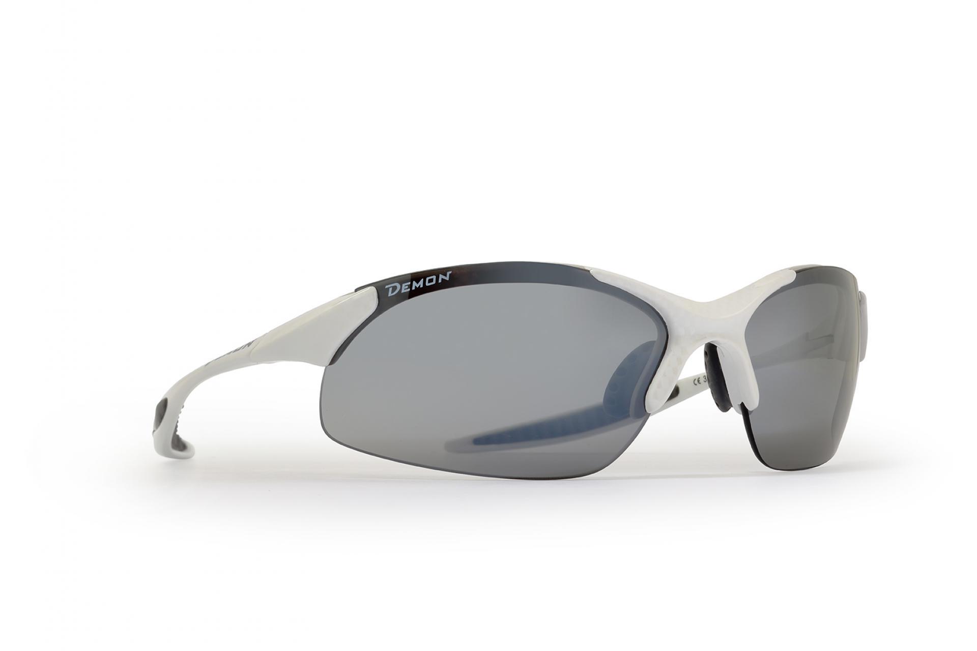 Demon 832 Cykelbriller Carbonhvid | Glasses