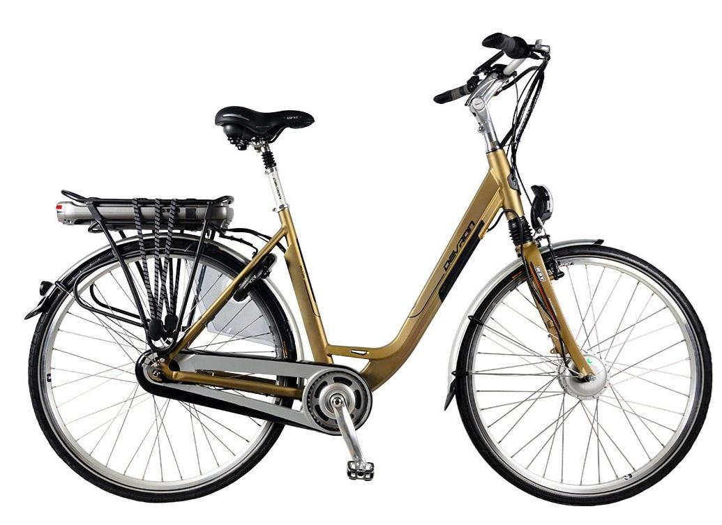 Devron E-bike Lady 28 Elcykel 8 gear