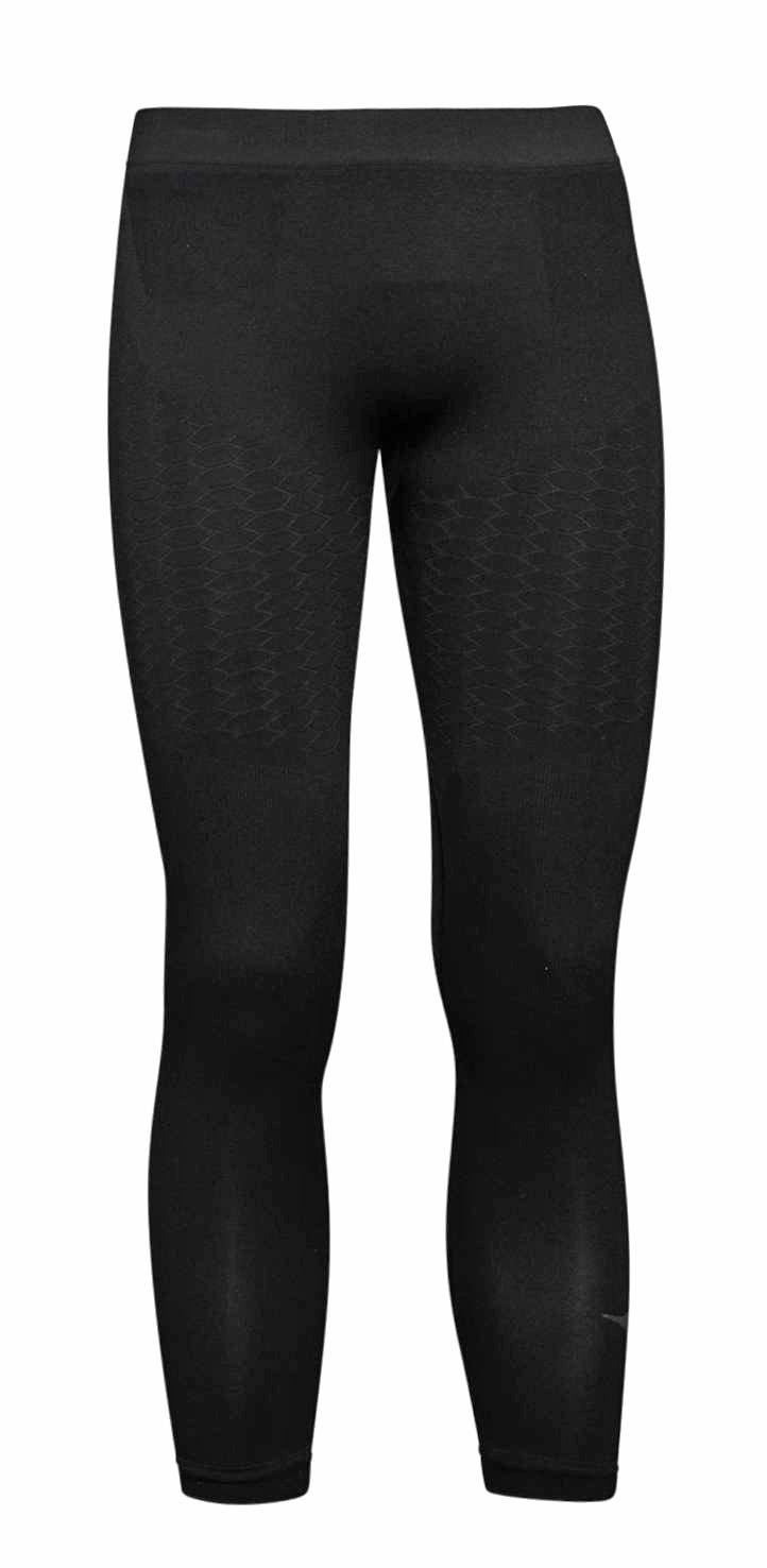Diadora Seamless Lange Underbukser Sort | Undertøj og svedtøj