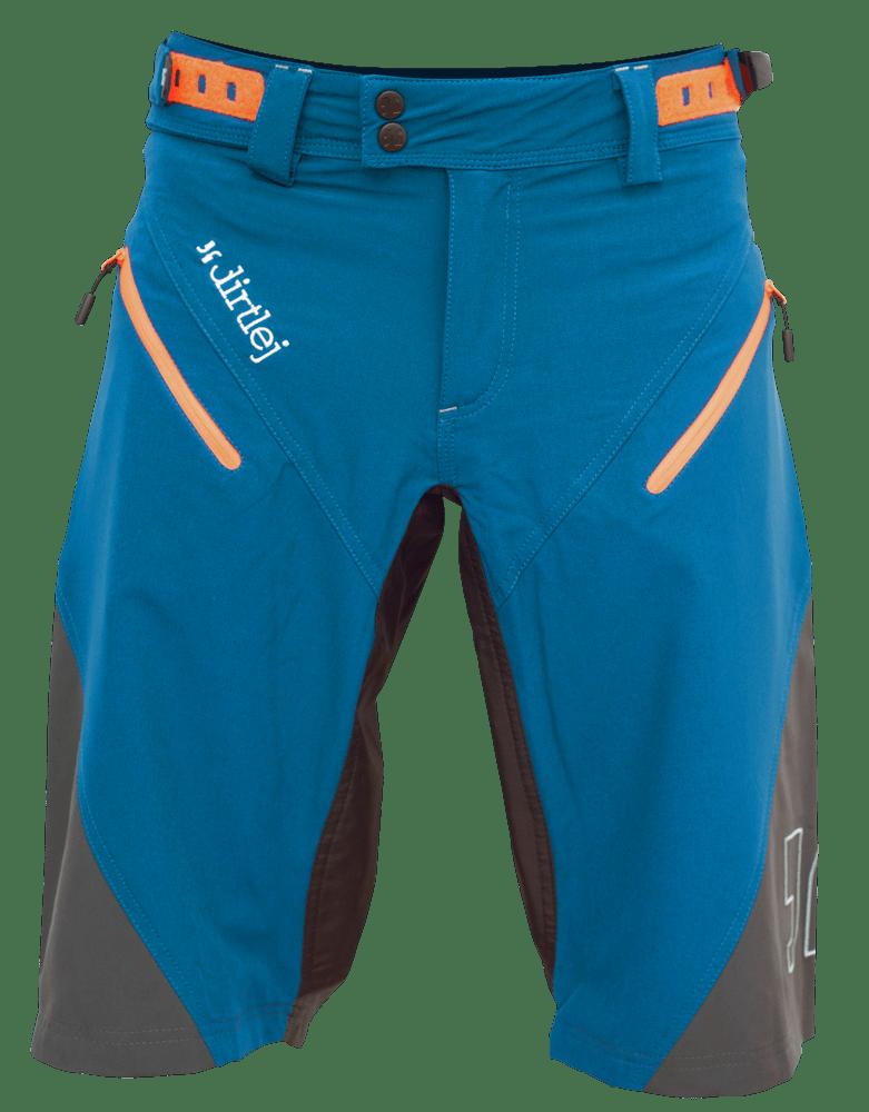 Dirtlej Trailscout Half & Half MTB shorts Blå | Bukser