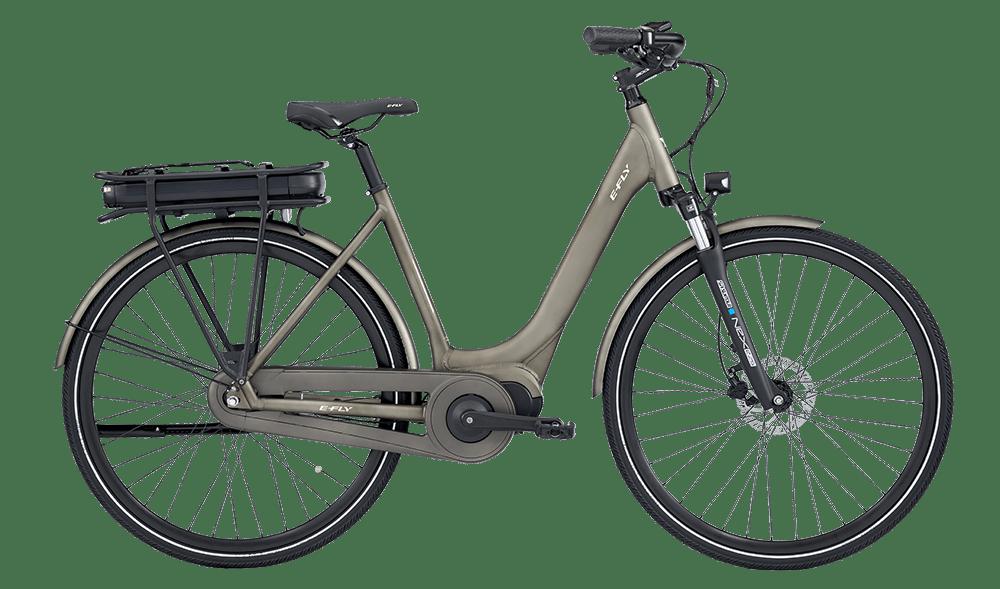 E-fly Away elcykel med 7gear | City