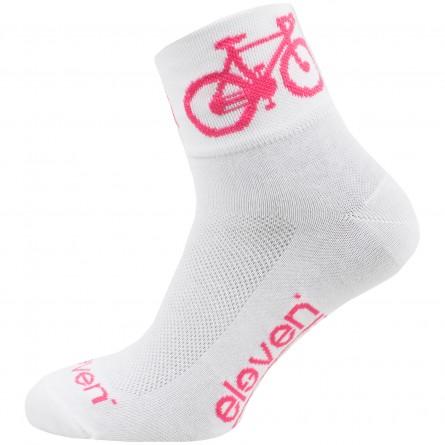 Eleven cykelstrømper med en cykel i toppen | Socks