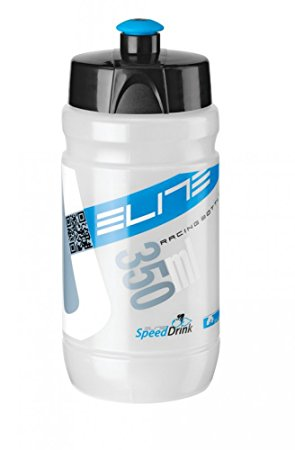 Elite Cortessa Transparent/blå 350 ml | Drikkedunke