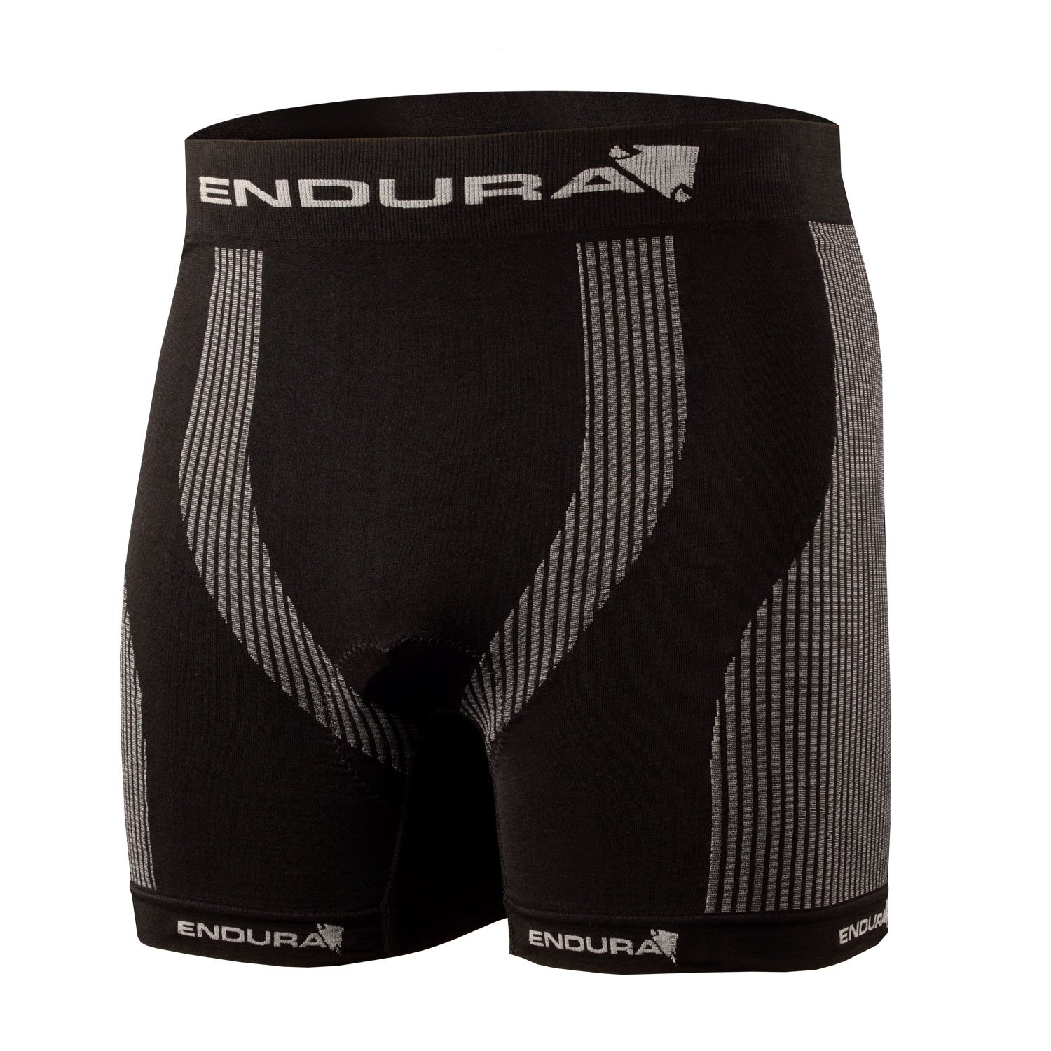 Endura Padded Boxershorts med indlæg sort | Undertøj og svedtøj