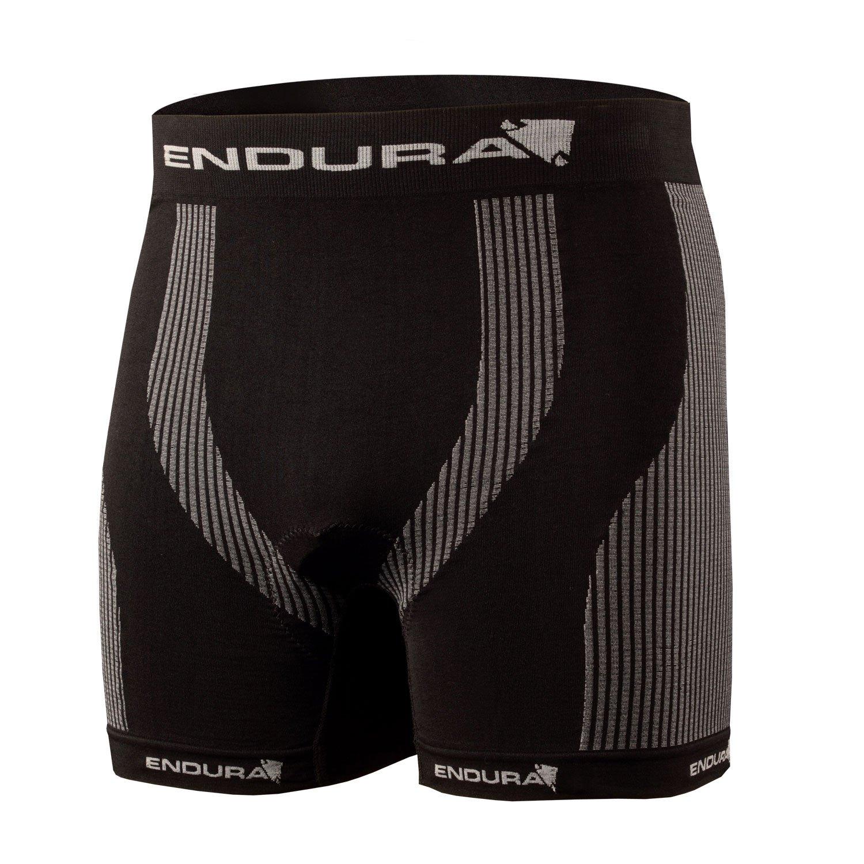 Endura Padded Boxershorts med indlæg sort | Base layers