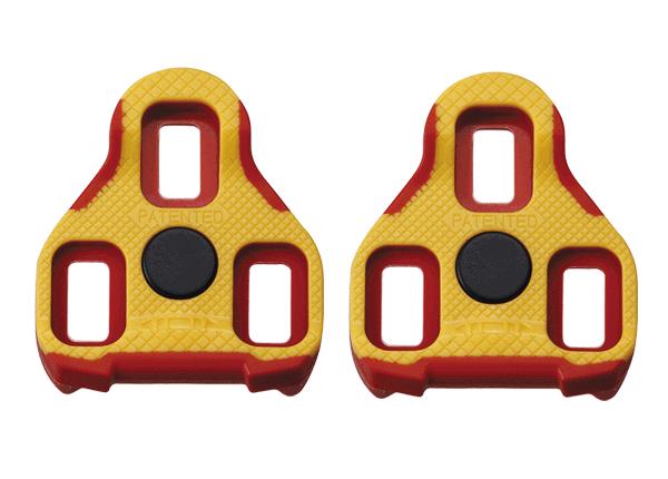 Exustar Klamper Look Keo med skridsikkerhed | Pedal cleats
