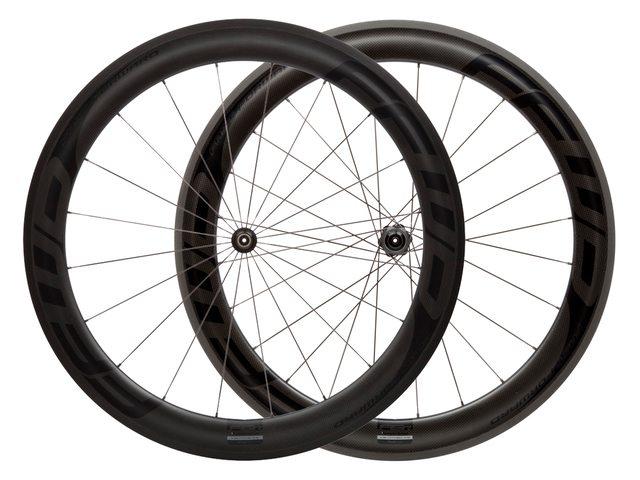 FFWD F6R Tubular Carbon hjulsæt sort/hvid | Wheelset