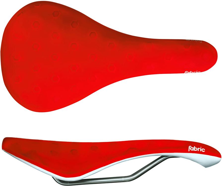 Fabric Cell Radius Elite sadel Rød | Sadler