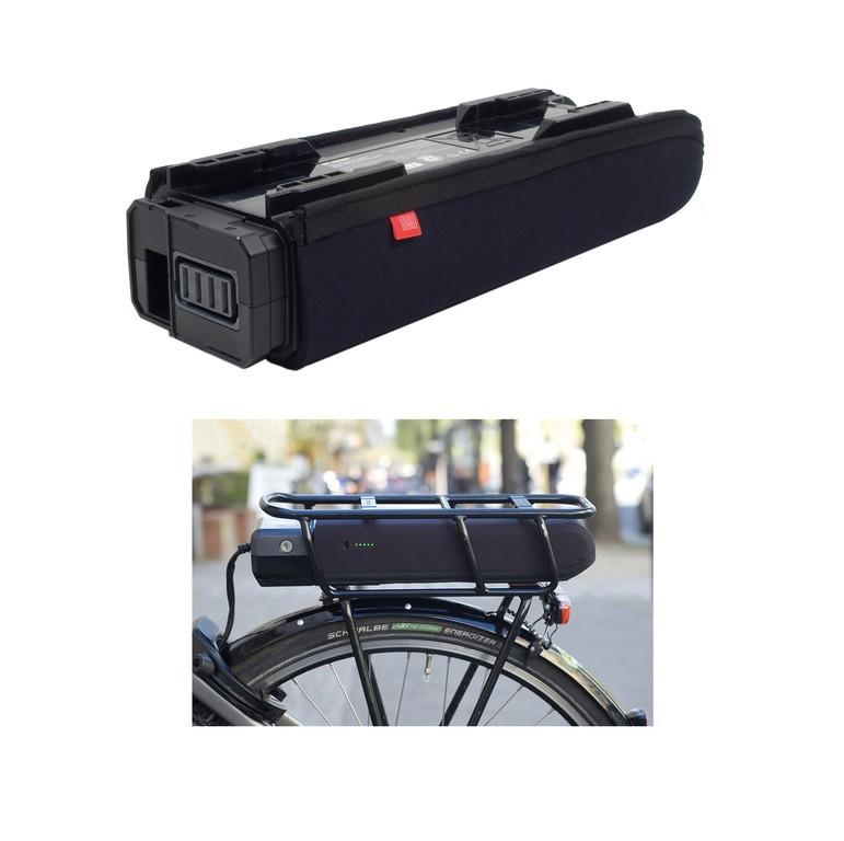 Fahrer Cover Til Shimano Steps E6000 Serie Bagagebærer | City-cykler