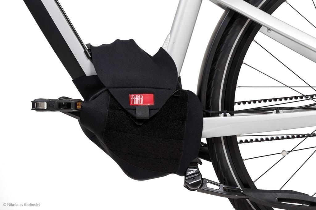 Fahrer Cover til Motor enhed på elcykel | City-cykler
