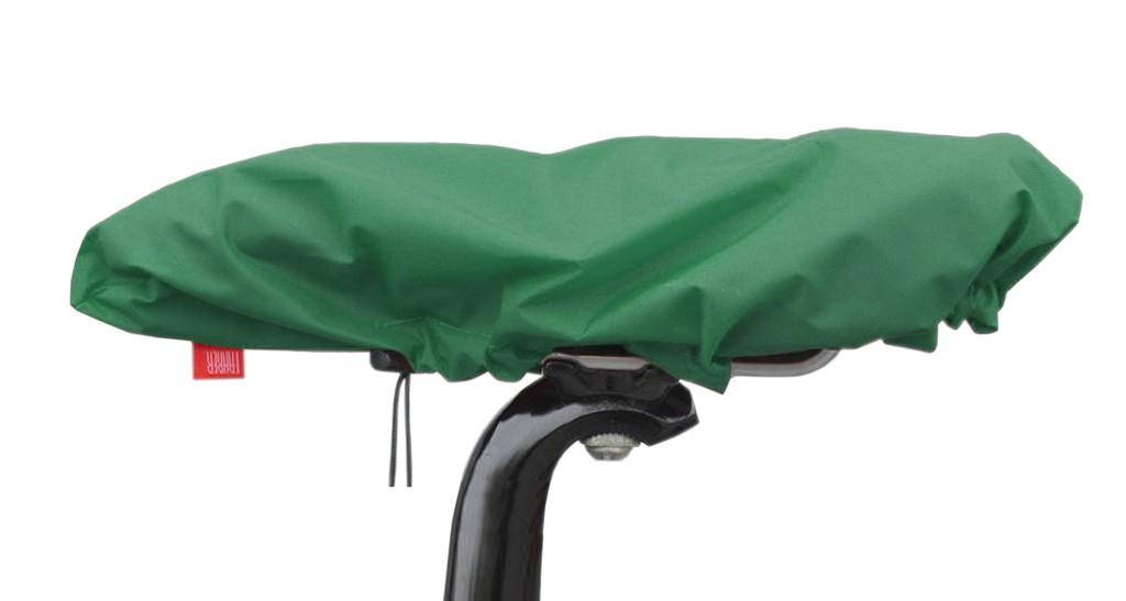 Fahrer Sadel Cover Kappe Grøn | Sadelovertræk