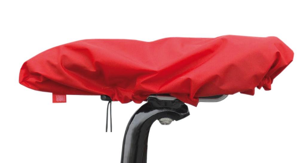 Fahrer Sadel Cover Kappe Rød | Sadelovertræk