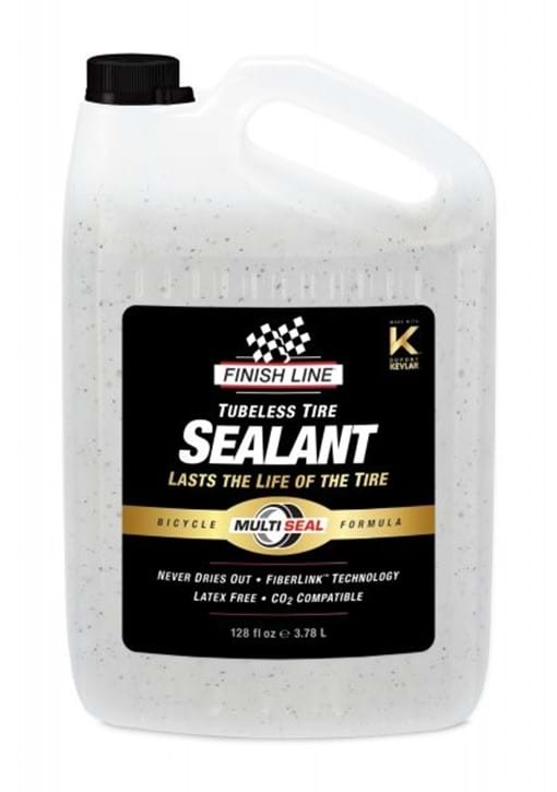 Finish Line Tubeless Sealant 3,78 liter | Repair Kit