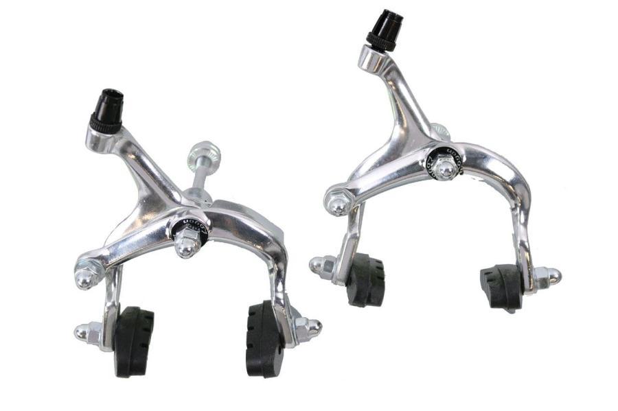 Fixie/racer bremsesæt sølv | Brake calipers