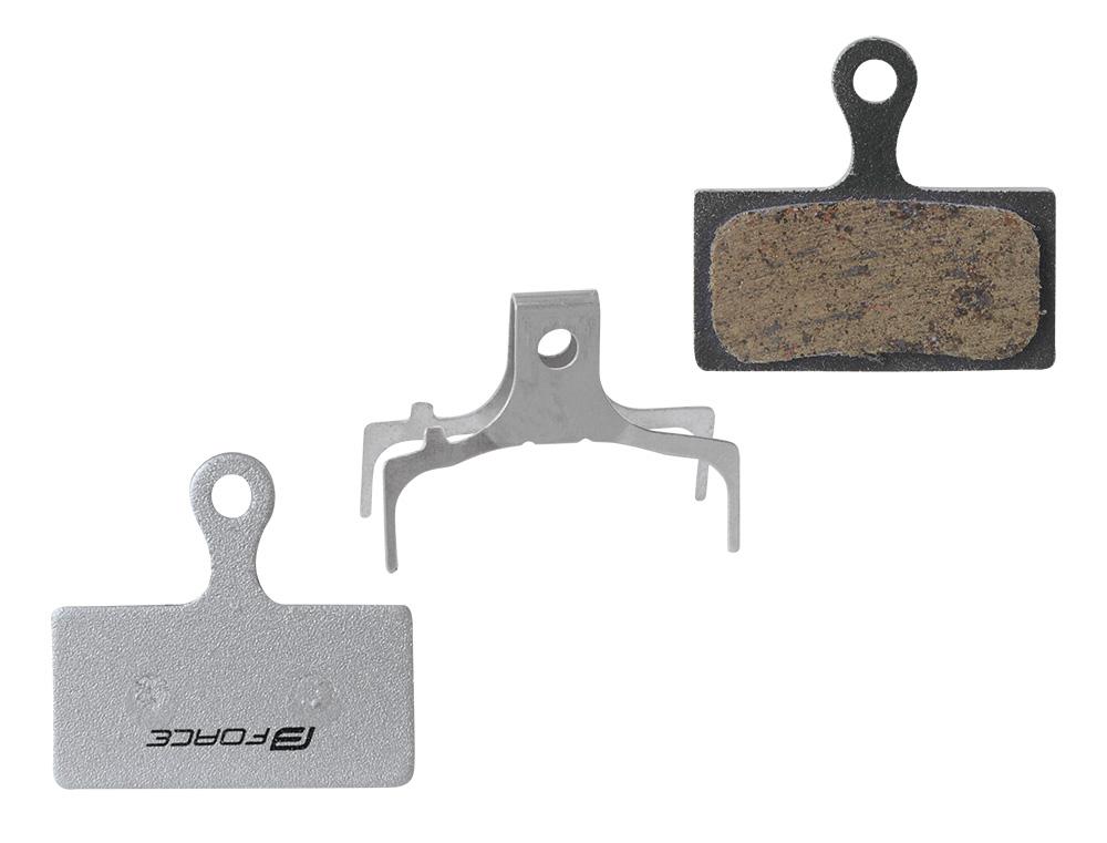 Force bremseklodser SLX, XT, XTR | Bremseskiver og -klodser