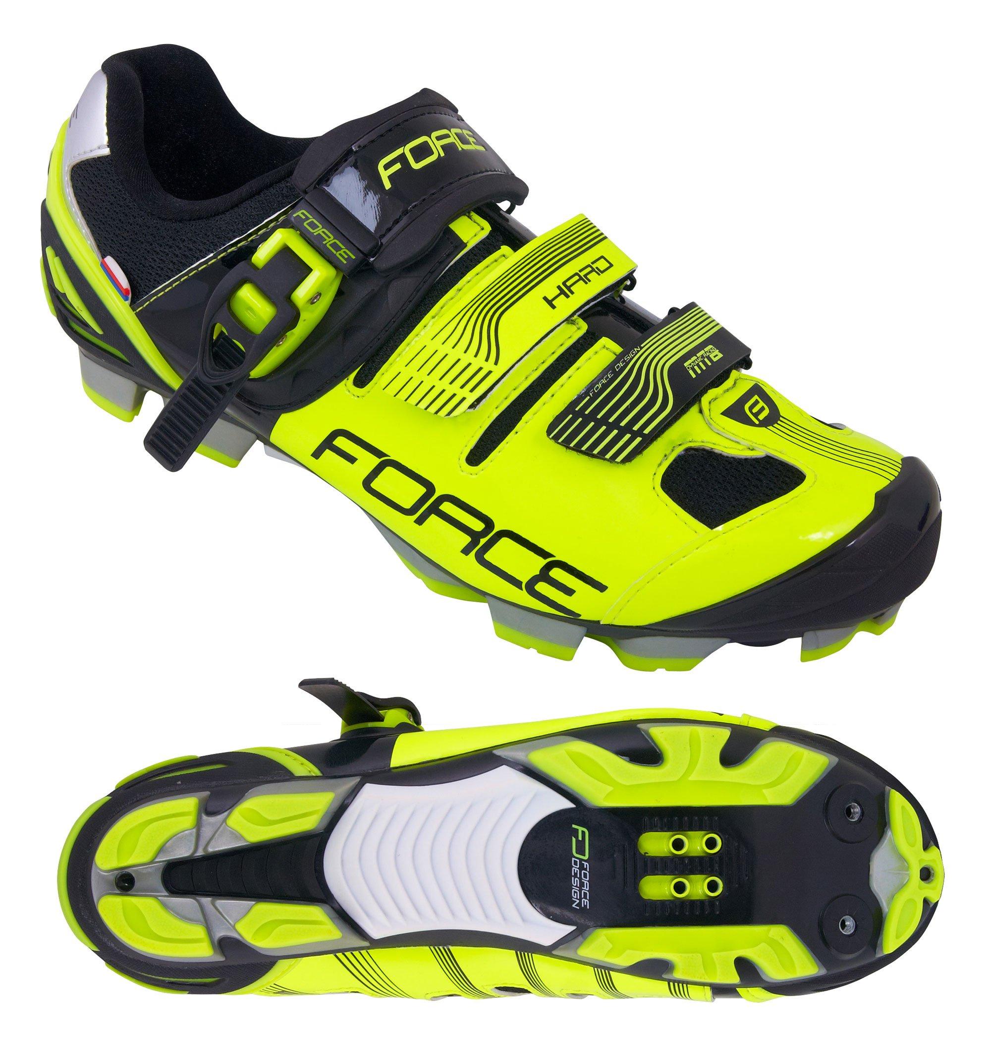 Force Hard MTB sko med klikspænde