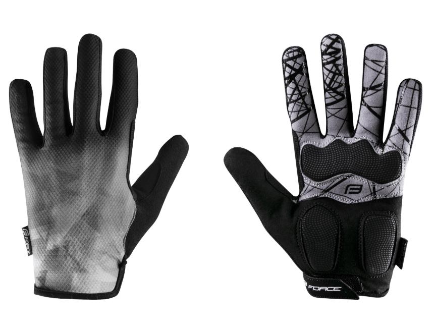 Force Core Sommer MTB-handsker - Grå