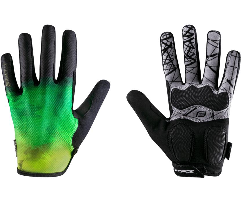 Force Core Sommer MTB-handsker - Grøn