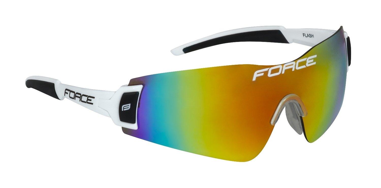 Force Flash Cykelbriller Hvid 22 gram | Briller