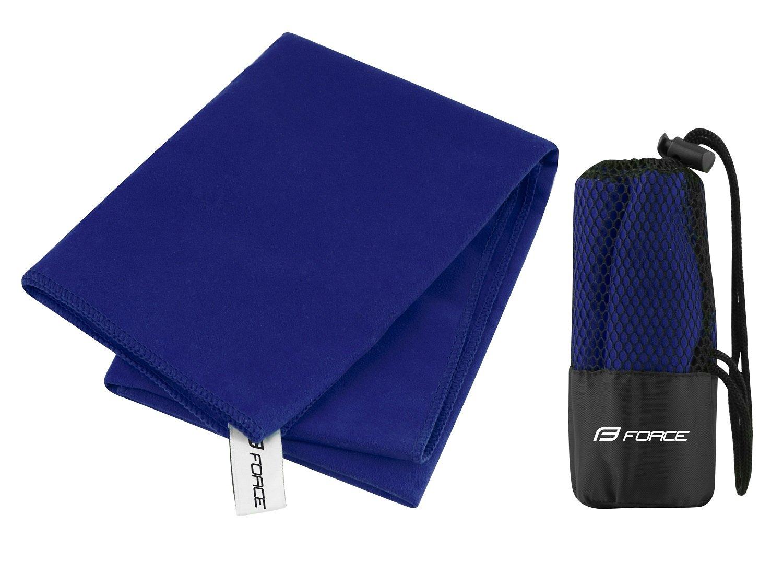 Force Håndklæde 40x80cm Blå - 49,00 | Misc. Multimedia