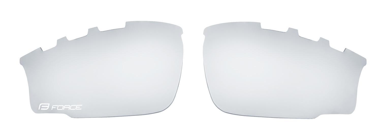 8513e15fabdb Force Queen Cykelbriller til Kvinder Hvid - 249