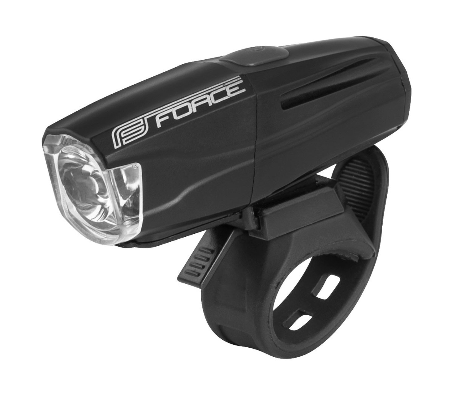 Force Shark 500 Lumen lygte med USB opladning