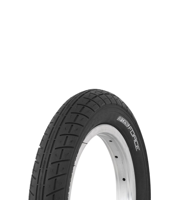 Force dæk 12 x 1/2-1/4 (57-203) sort | Tyres