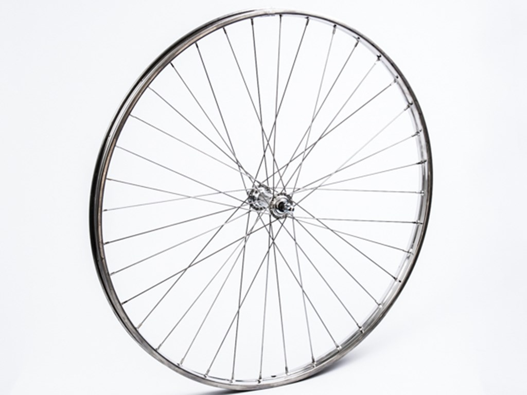 Connect enkeltbundet forhjul 28