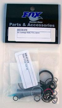 Fox 32mm seal kit til OB dæmpere   Gafler