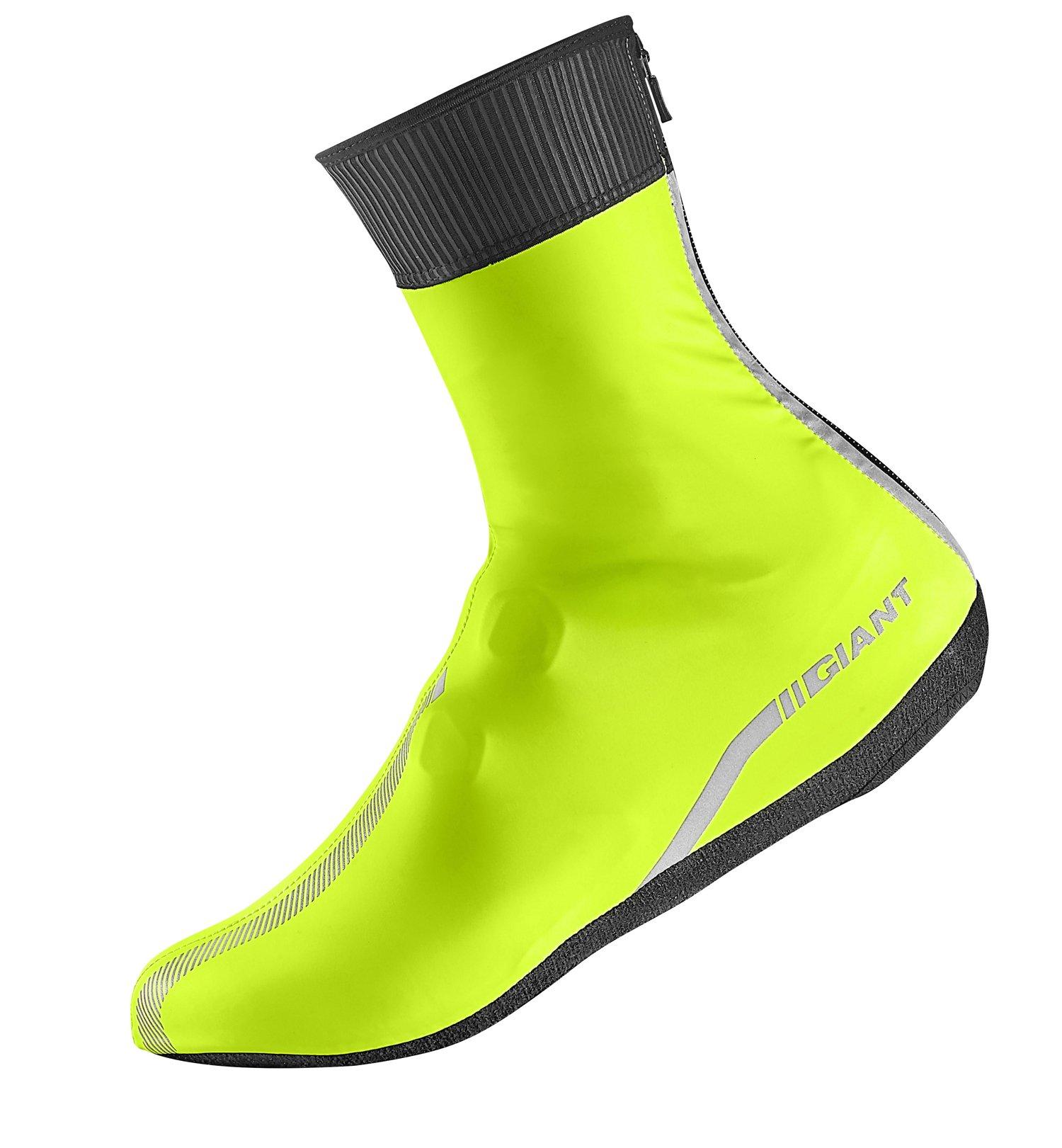 Giant Illume skoovertræk gul | Skoovertræk