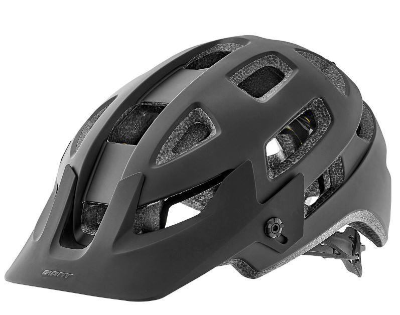 Giant Rail SX Mips hjelm sort | Hjelme