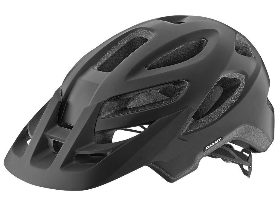 Giant Roost hjelm sort | Hjelme