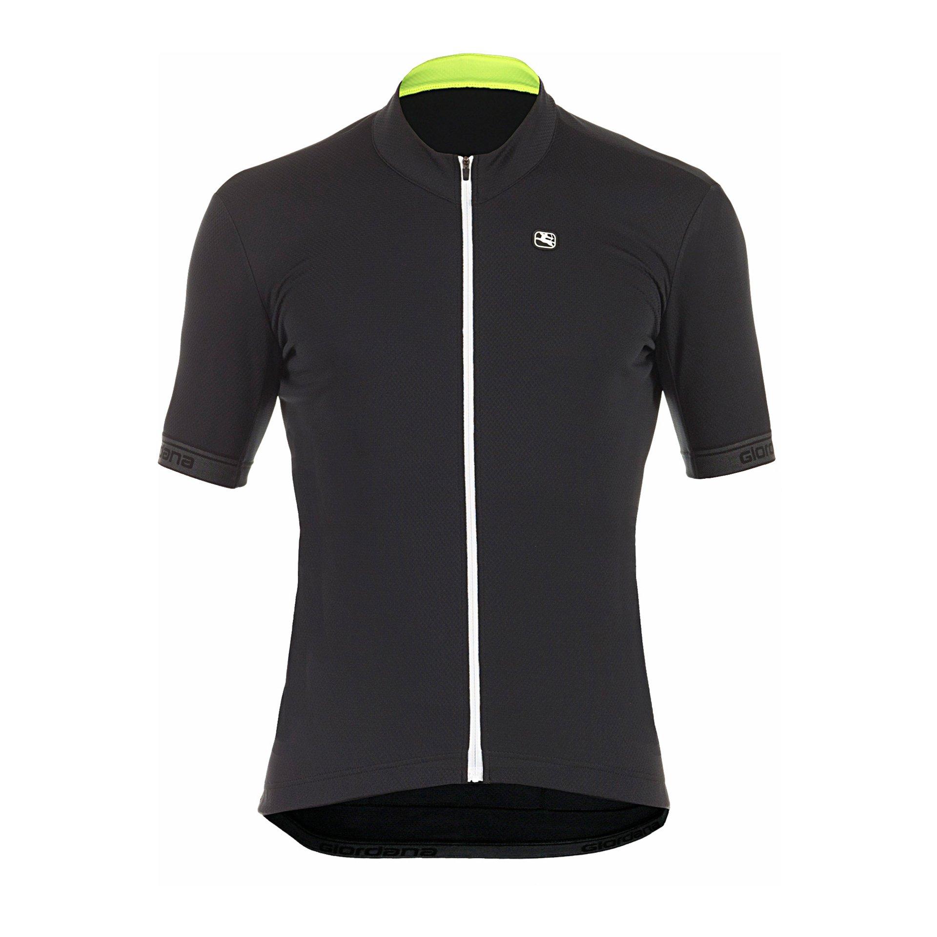 Giordana Fusion kortærmet trøje sort | Trøjer