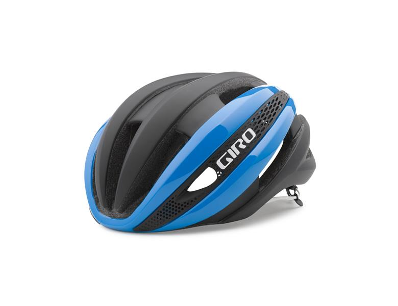 Giro Synthe Blå/Mat sort   Hjelme