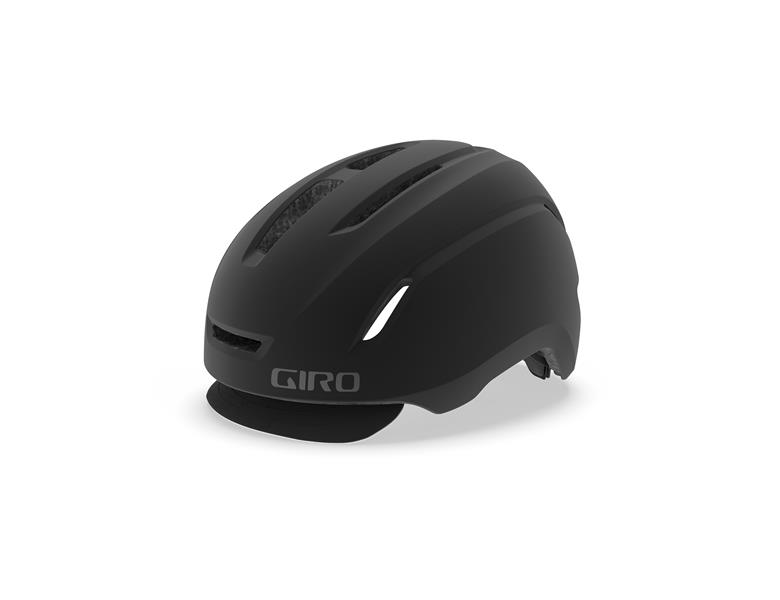 Giro Caden Cykelhjelm MIPS Mat Sort | Hjelme