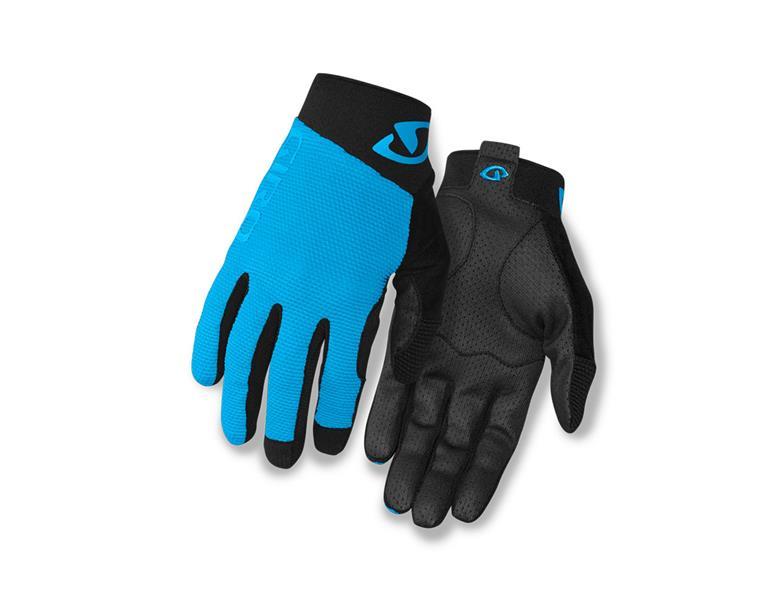 Giro Rivet II Blå handsker