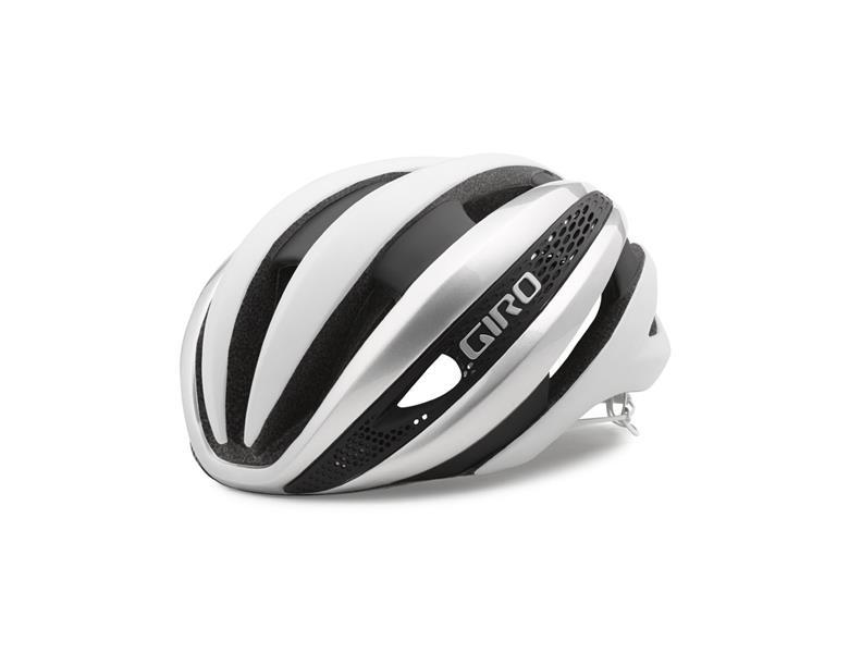 Giro Synthe MIPS hvid/sølv | Helmets