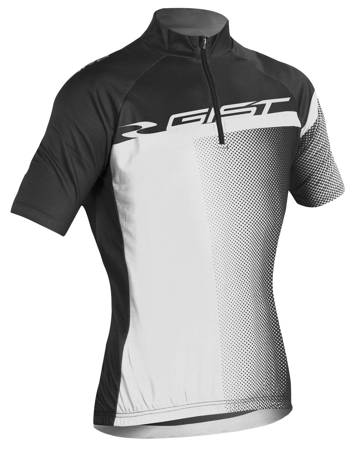 Gist Flow jersey hvid/sort | Trøjer
