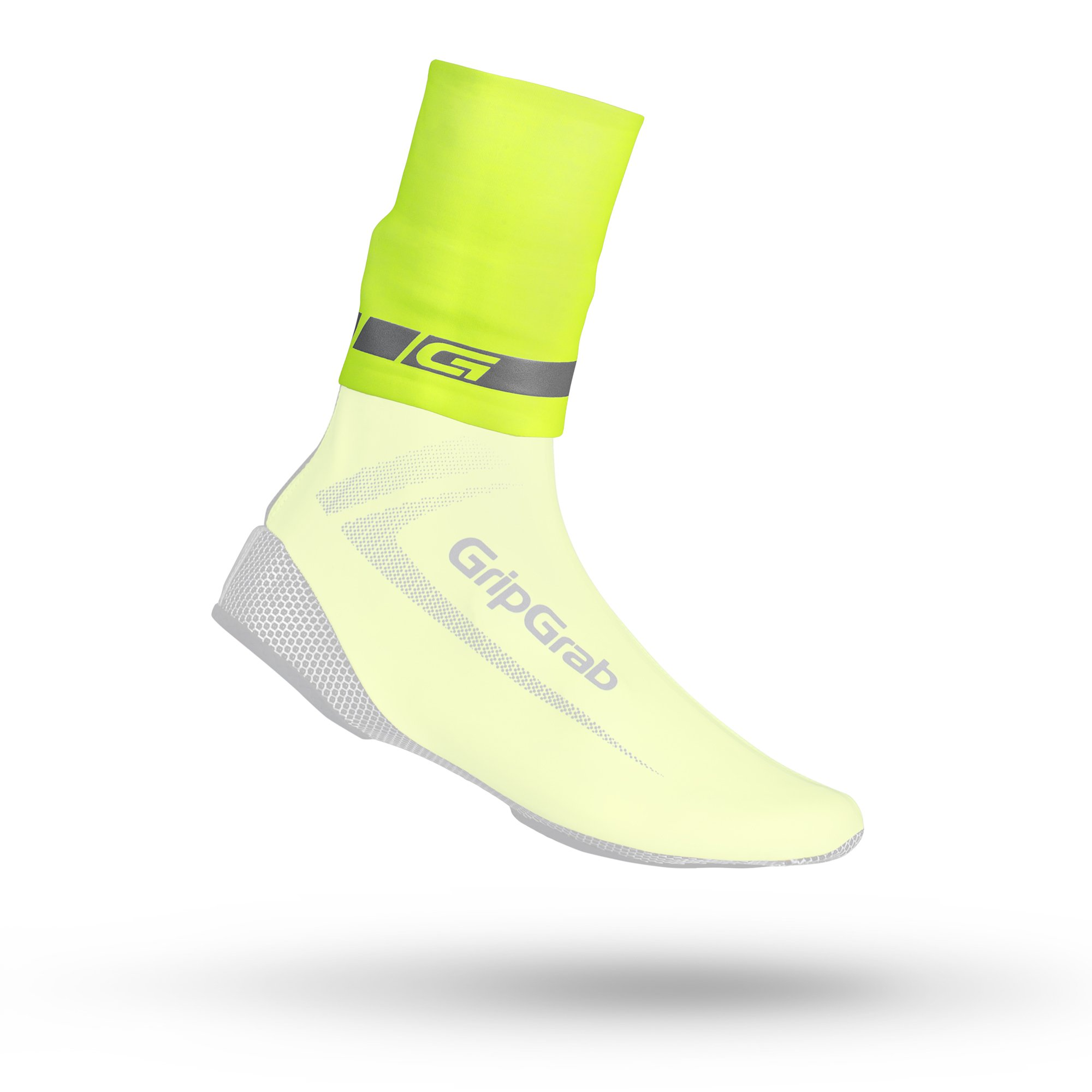 GripGrab CyclinGaitor Hi-Vis - 109,00 | shoecovers_clothes
