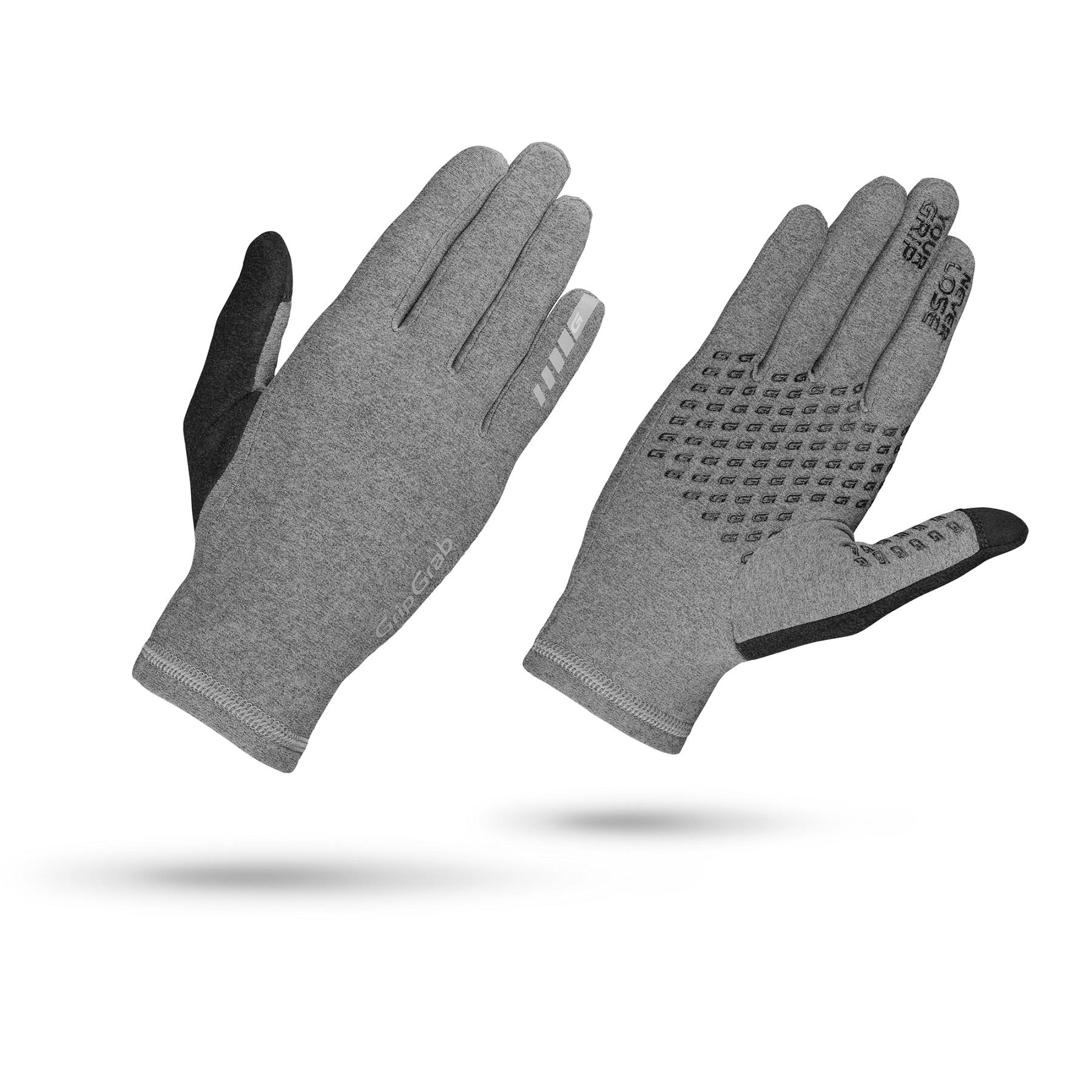 GripGrab Insulator damehandsker grå   Handsker