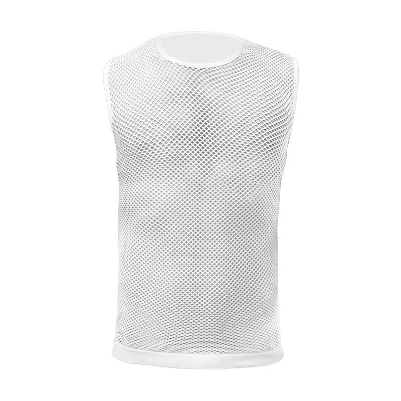 GripGrab 3-season svedundertrøje uden ærmer hvid | Base layers