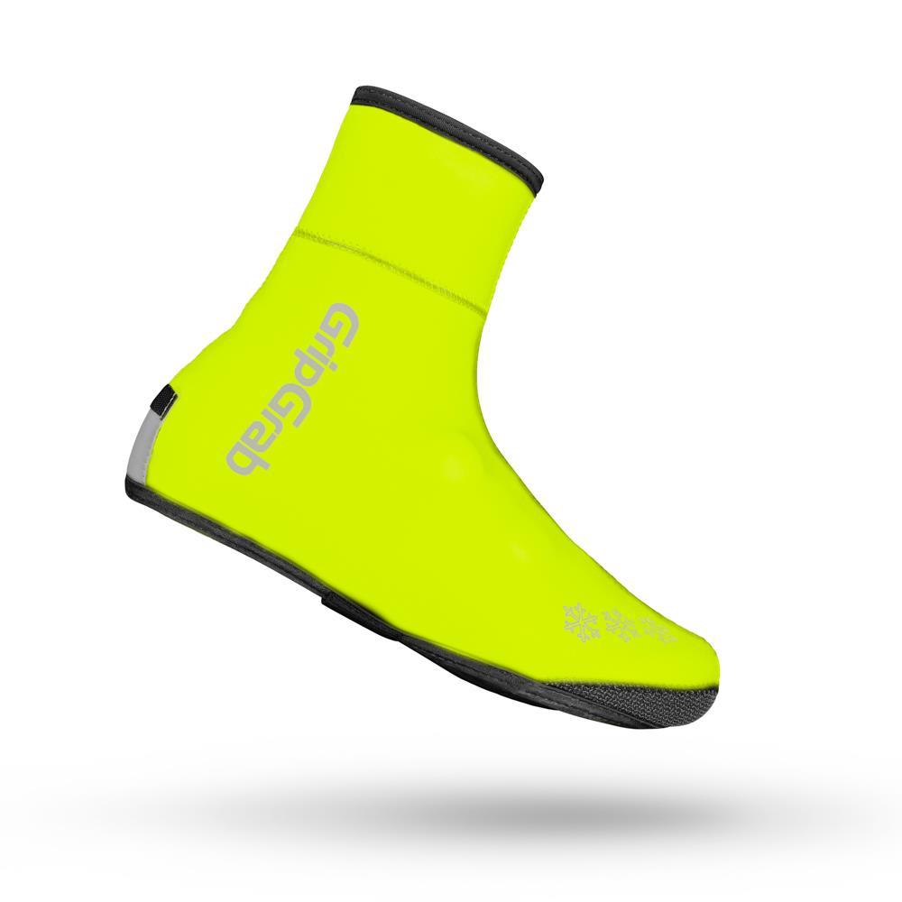 GripGrab Arctic Hi-Vis skoovertræk   Shoe Covers