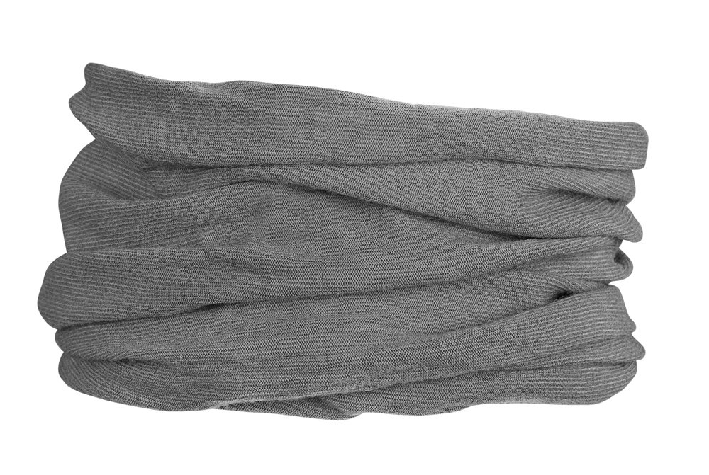 GripGrab Headglove Merinould Grå Uden indpakning