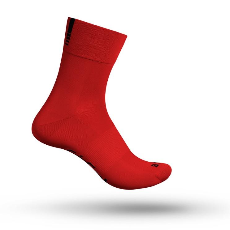 GripGrab Lightweight SL Cykelstrømper rød | Socks
