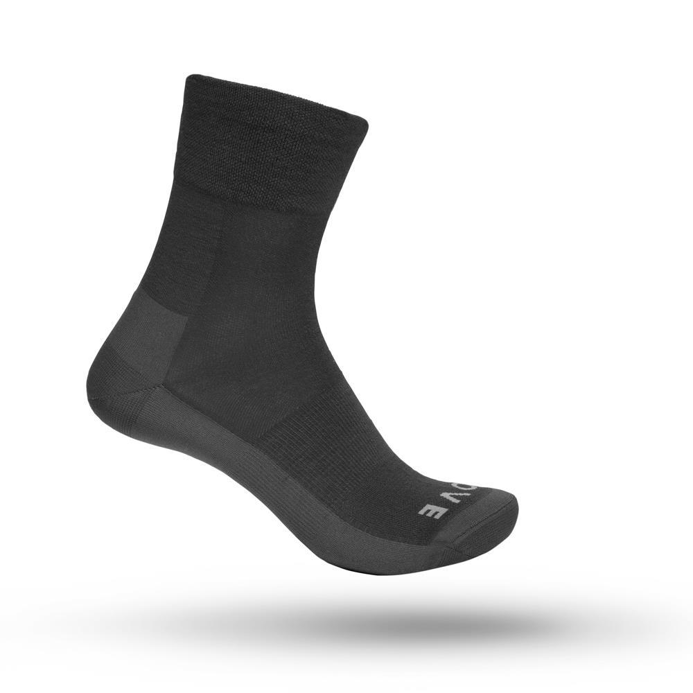 GripGrab Merino Lightweight SL strømper grå | Socks