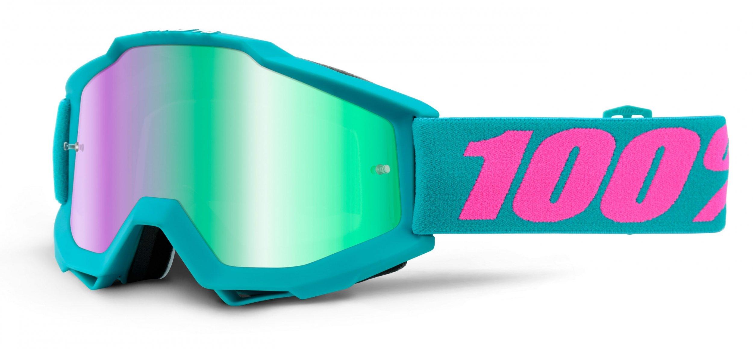 100% Accuri MTB/Downhill Brille Passion | Glasses