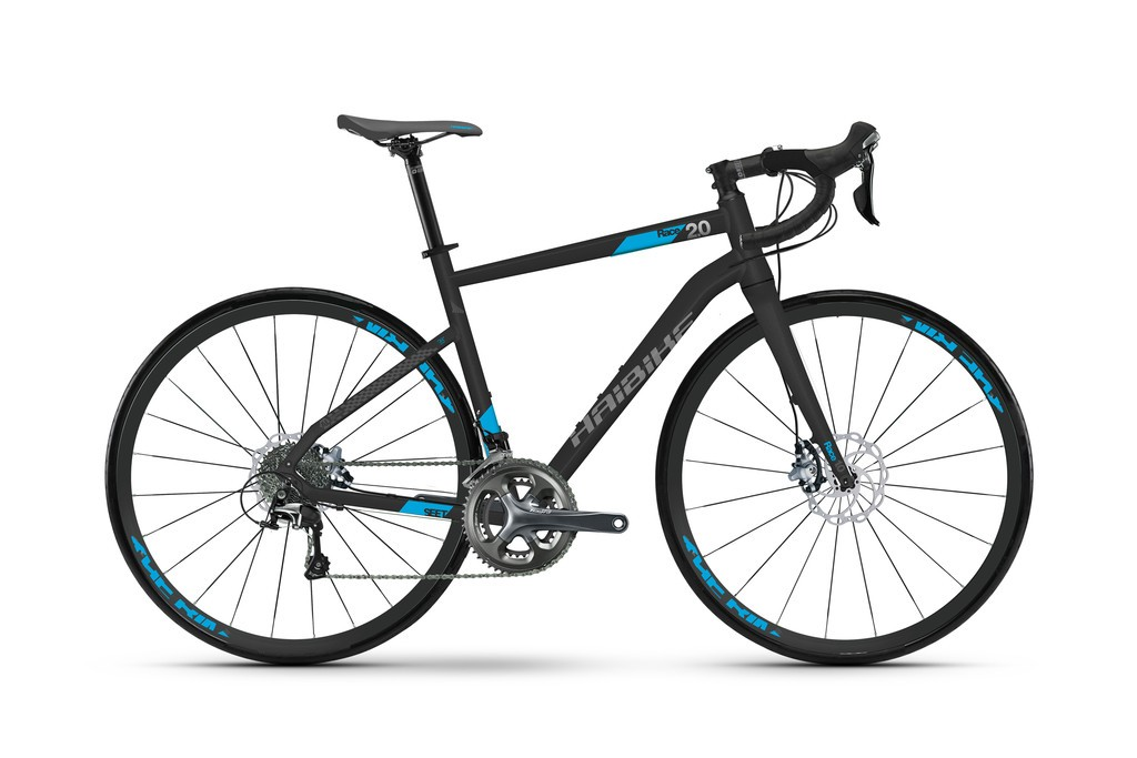 Haibike Race 2.0 28 20-Sp Tiagra